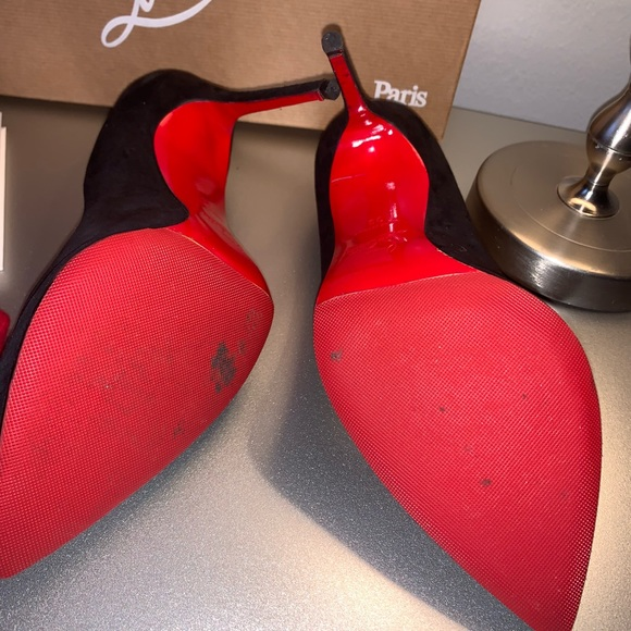 louboutin bottoms
